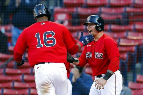 Red Sox cough up three leads, but still beat worst team in MLB