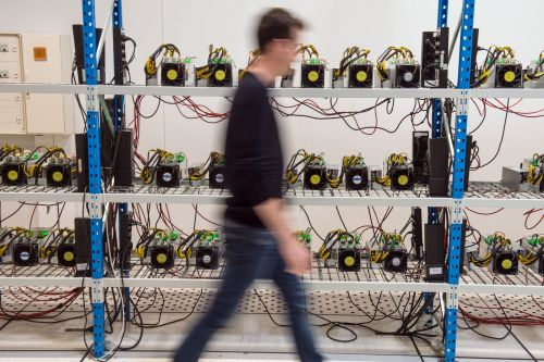 Elon Musk met with Bitcoin miners to discuss making the cryptocurrency more environmentally friendly