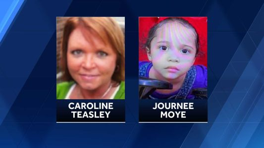 Have you seen them? LMPD looking for woman, 3-year-old girl reported missing