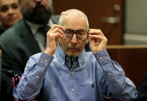 Real estate heir Robert Durst charged with 1982 murder of wife Kathie Durst
