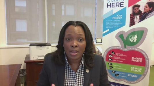 Dr. Janice Jackson reflects on tenure as Chicago Public Schools CEO