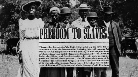 Juneteenth Rises To Surface Of American History In Aftermath Of George Floyd's Murder