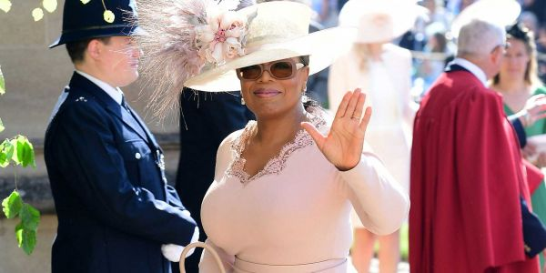 Oprah donates $10 million to coronavirus relief