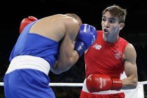 Enraged in Rio, Conlan aims to avenge Olympic boxing defeat