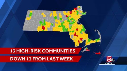 Mass. high-risk COVID towns pushing for more vaccination