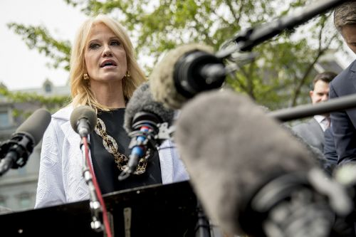 Conway whacks Mueller for inconclusive obstruction ruling