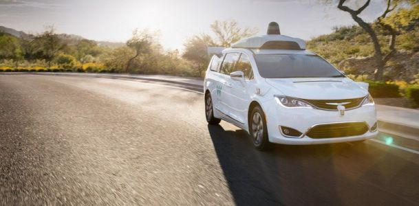 Waymo One, Google's self-driving pickup service now has an iOS app