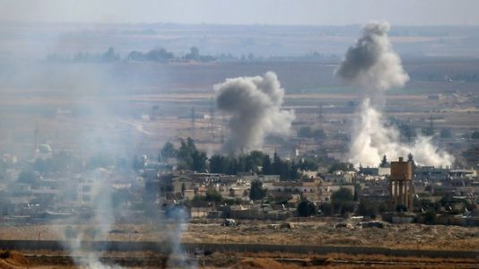 U.S. Imposes Sanctions On Turkey For Invasion Of Syria