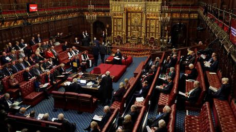 UK House of Lords rejects 'law-breaking' Brexit bill to deliver heavy loss to Johnson's govt