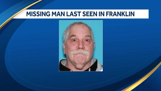 Police searching for man with mental, cognitive disabilities last seen in Franklin