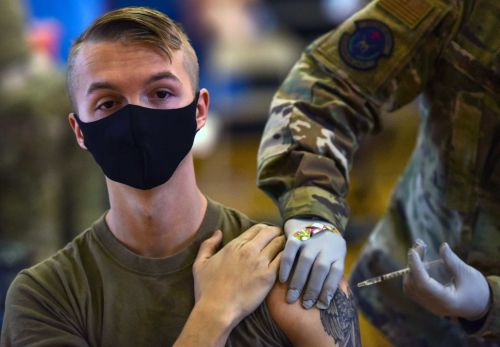 Pentagon unsure if hundreds of thousands of civilian employees are vaccinated as deadline approaches