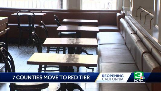 4 things to know about Sacramento moving to 'red' tier