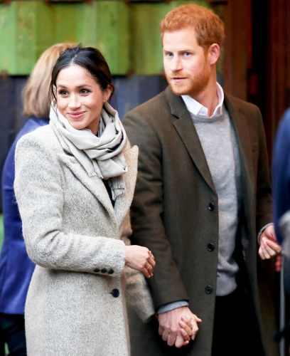 Meghan and Harry announced their pregnancy on a sensitive day