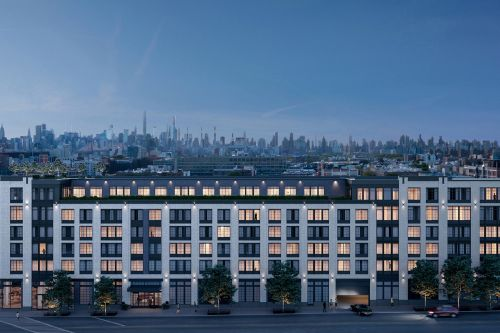 How developers are selling Manhattanites on luxury - in Queens