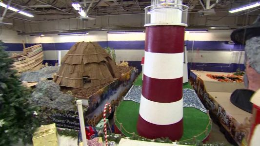 Thanksgiving miracle: Home found for parade floats