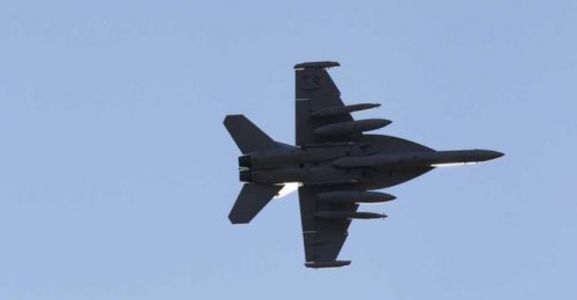 What's that sound? U.S. Navy dropping live bombs in training exercises at Ocala National Forest