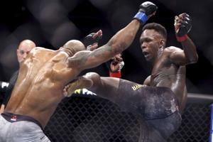 Champion Adesanya gets redemption chance vs Costa at UFC 253