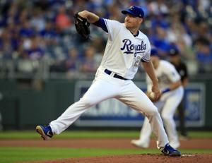 Montgomery outpitches Syndergaard as Royals top Mets 4-1