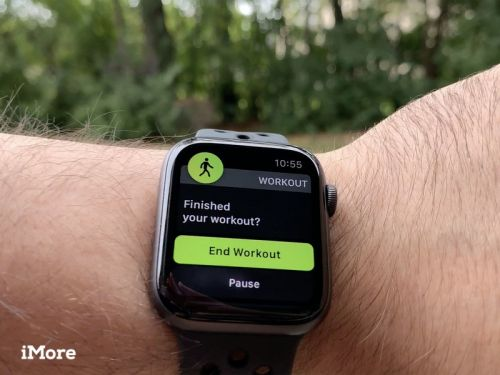 Your Apple Watch can automatically detect your workouts