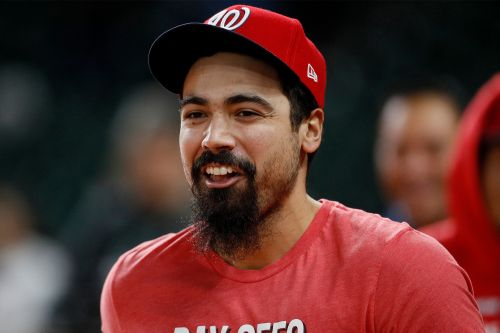Angels signing Anthony Rendon to $245 million deal