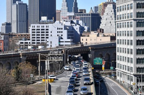 NYC is now America's most congested city