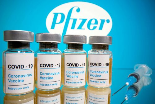 Pfizer Covid Vaccine First to Seek Emergency U.S. Approval