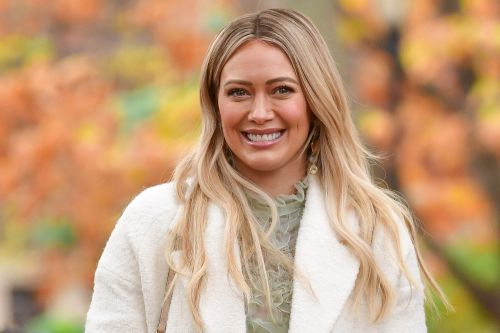 Why Hilary Duff wanted her 9-year-old son to see his sister's birth