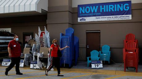 Avalanche of bankruptcies threatens to PERMANENTLY wipe out more US jobs - ex-Fed insider tells Boom Bust
