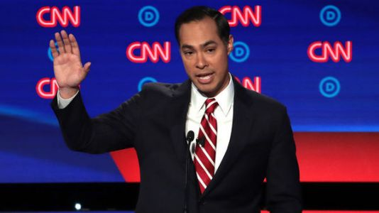Julián Castro Is 10th Democrat To Qualify For September Presidential Debate