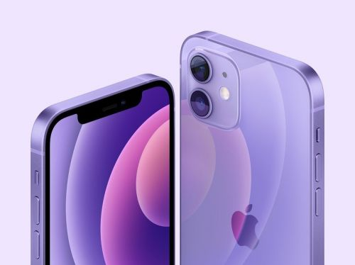 You can now preorder the iPhone 12 and iPhone 12 mini in Purple
