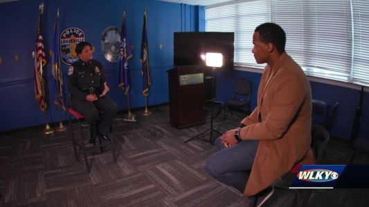 Ex-interim LMPD chief defends decision to fire 2 officers in deadly Breonna Taylor raid
