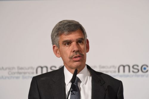 Mohamed El-Erian compared coronavirus stimulus packages to a poker game, and warned policymakers going 'all in' could backfire