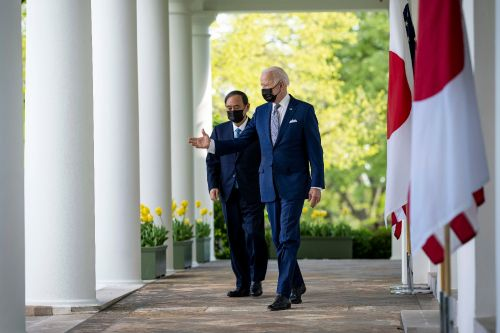 Biden's National Security Strategy Is Starry-Eyed About U.S. Allies