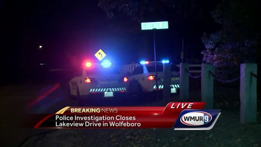 Police investigation closes road in Wolfeboro