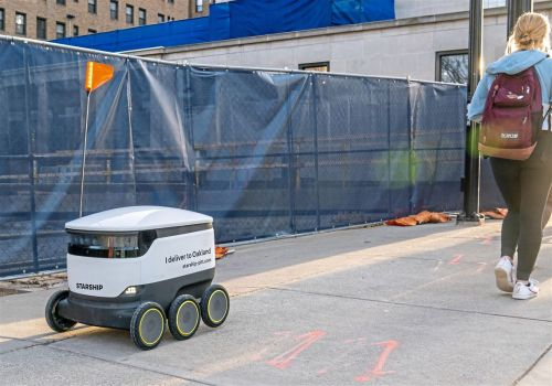 Pittsburgh pilot program for robot deliveries is a good test for the future