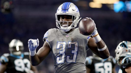 Eagles add to already deep backfield by claiming Kerryon Johnson off waivers