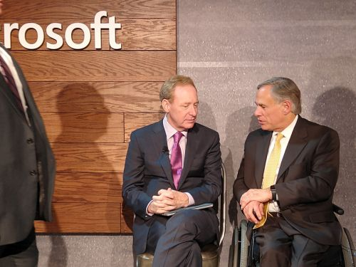 Microsoft partners with businesses, schools to develop tech-savvy border workforce