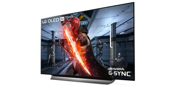 LG is adding high-end PC gaming technology to its 2019 OLED TVs - here's what it does