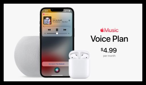 The newest and cheapest Apple Music plan only lets you use Siri