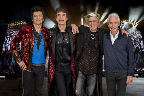 Rolling Stones reveal Charlie Watts recorded new tracks before death