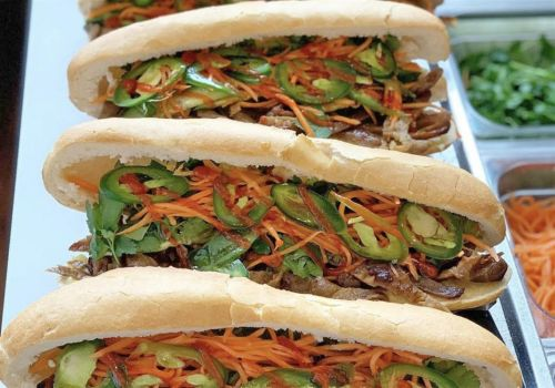 9 sandwiches to help you think global, eat local