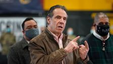 Andrew Cuomo Apologizes But 'Not Going To Resign' Over Sexual Harassment Claims
