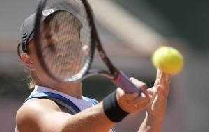 The Latest: Top-ranked Barty withdraws from French Open