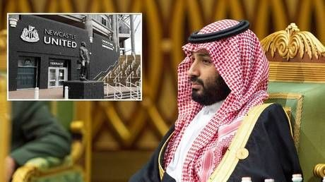 'We would welcome talks': Billionaire backers of Saudi bid for Newcastle say deal could be revived as 64,000 fans sign petition