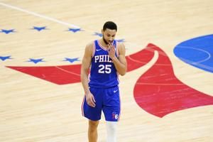 Sixers' Ben Simmons making NBA history with free-throw woes