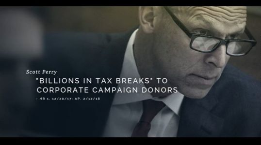 On The Heels of PA-10 Debate, DCCC Releases New TV Ad Questioning Whose Side Scott Perry Is On