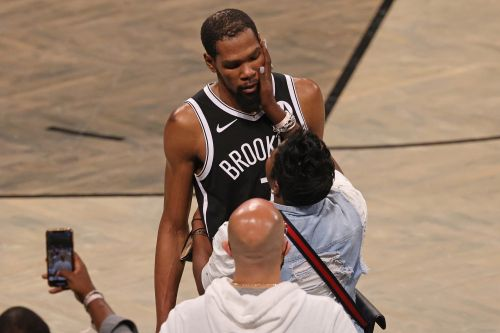 Kevin Durant's legend grew even in defeat