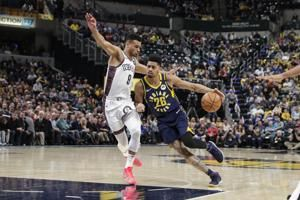 Pacers lose Jeremy Lamb with season-ending knee injury