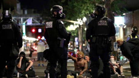 Oregon State Police withdraw from Portland as DA declines to prosecute rioters & looters arrested during protests