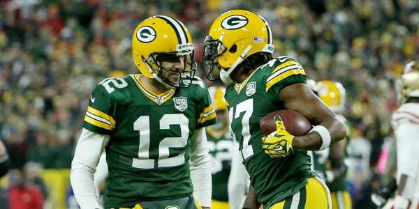 Aaron Rodgers and the Green Bay Packers score 10 points in final 2 minutes for miraculous Monday night comeback